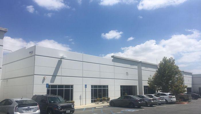 Warehouse for Lease located at 29069 & 29077 Avenue Penn Valencia, CA 91355