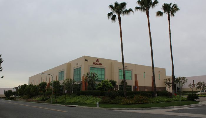 Warehouse for Lease located at 845 Challenger St. Brea, CA 92821