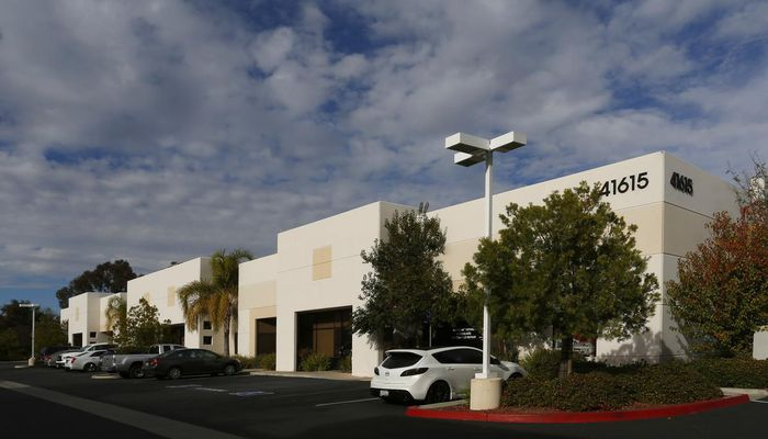 Warehouse for Lease located at 41615 Date St Murrieta, CA 92562