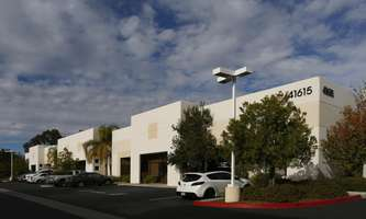Warehouse for Rent located at 41615 Date St Murrieta, CA 92562