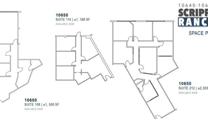 Lab Space for Rent at 10640-10660 Scripps Ranch Blvd San Diego, CA 92131 - #10