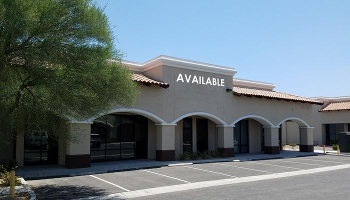 Warehouse for Lease located at 77750 to 77780 Country Club Drive Palm Desert, CA 92260
