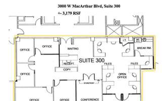 Retail Space for Rent located at 3000 W MacArthur Blvd Santa Ana, CA 92704
