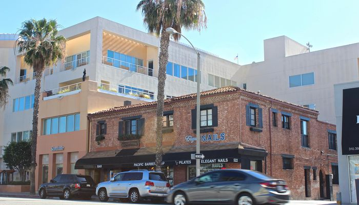 Office Space for Rent at 522 Wilshire Blvd. Santa Monica, CA 90401 - #1