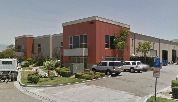 Warehouse for Lease located at 2733 S. Vista Ave. Bloomington, CA 92316