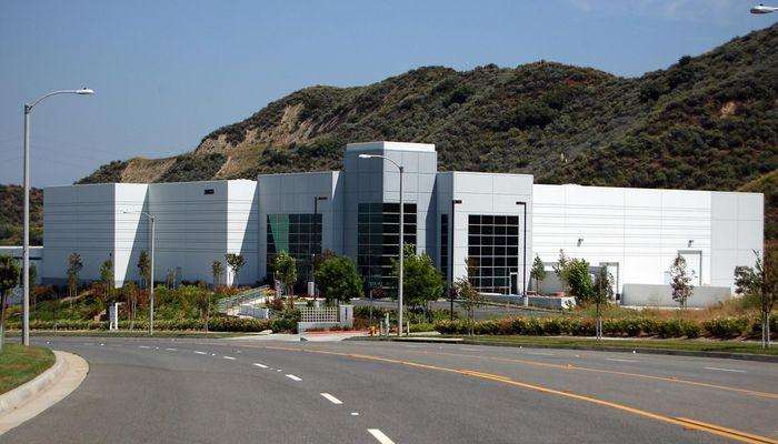 Warehouse for Lease located at 28620 Livingston Avenue Valencia, CA 91355