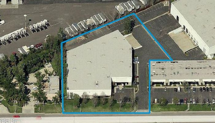Warehouse for Lease located at 3260 E. Riverside Drive Chino, CA 91710