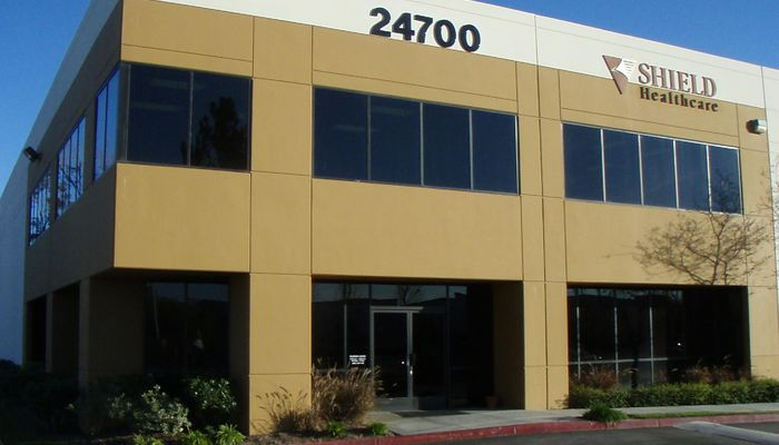 Warehouse for Lease at 24700 Avenue Rockefeller Valencia, CA 91355 - #1
