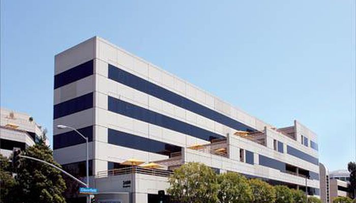 Office Space for Lease located at 2400 Broadway Santa Monica, CA 90404