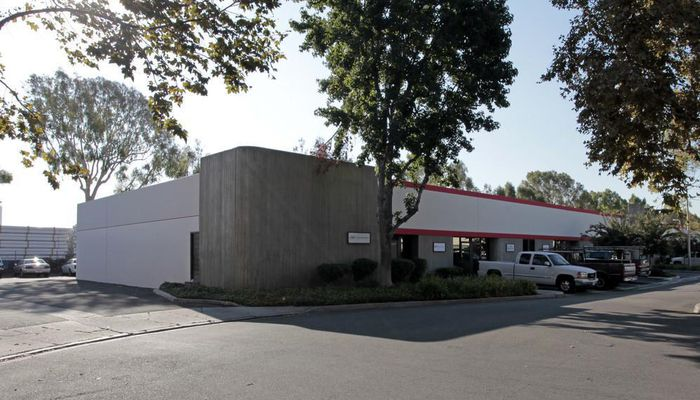 Warehouse for Lease located at 118-226 Viking Ave Brea, CA 92821