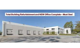 Warehouse for Rent located at 525 Maple Avenue Torrance, CA 90503