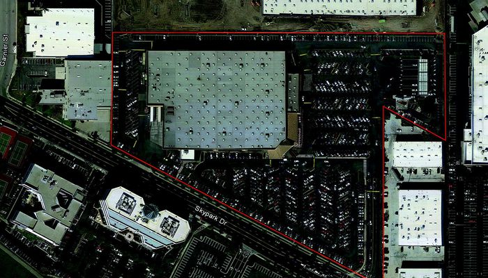 Warehouse for Lease located at 2751 Skypark Drive Torrance, CA 90505