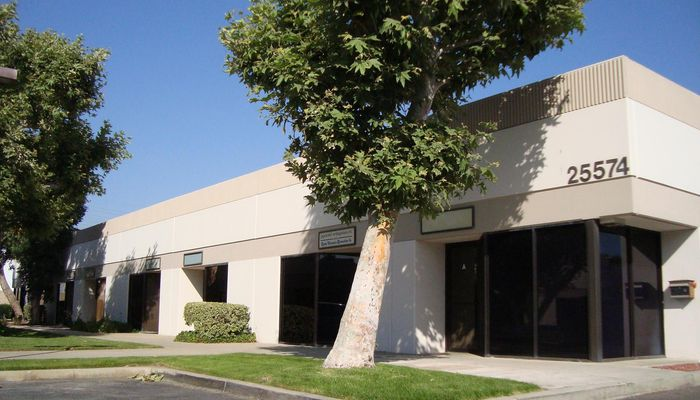 Warehouse for Lease located at 25570-25574 Rye Canyon Valencia, CA 91355