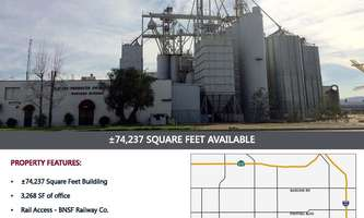 Warehouse for Rent located at 201 S. Cactus Ave. Rialto, CA 92376