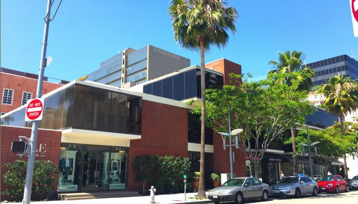 Office Space for Lease located at 9629 Brighton Way Beverly Hills, CA 90210