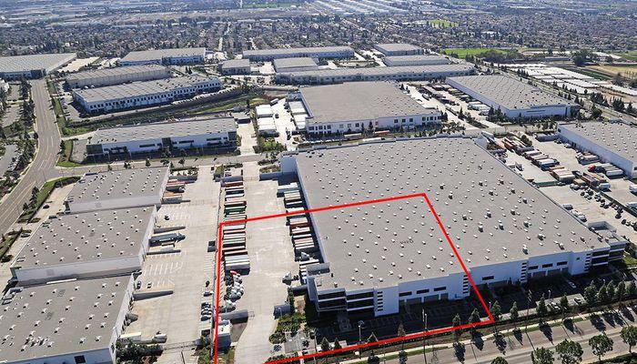 Warehouse for Lease located at 1420 E. Victoria Street Carson, CA 90746
