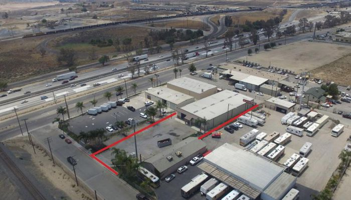 Warehouse for Lease located at 235 HERMOSA AVE. Colton, CA 92324