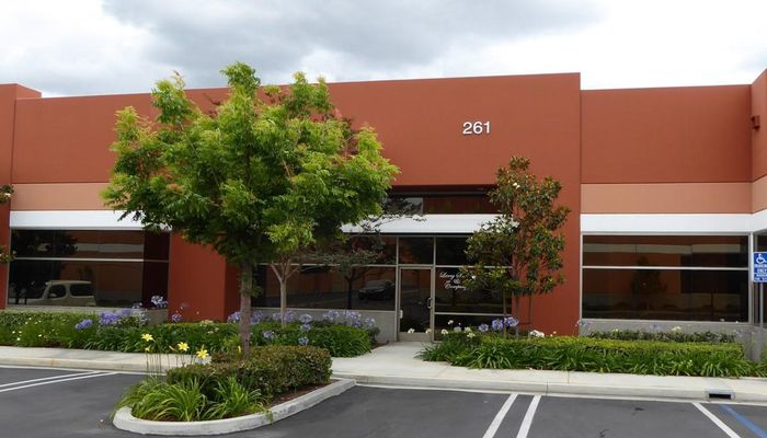 Warehouse for Lease located at 261 N Berry St Brea, CA 92821
