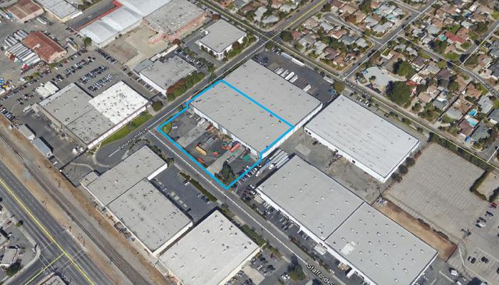 Warehouse for Lease located at 15205-15225 Stafford Street City Of Industry, CA 91744