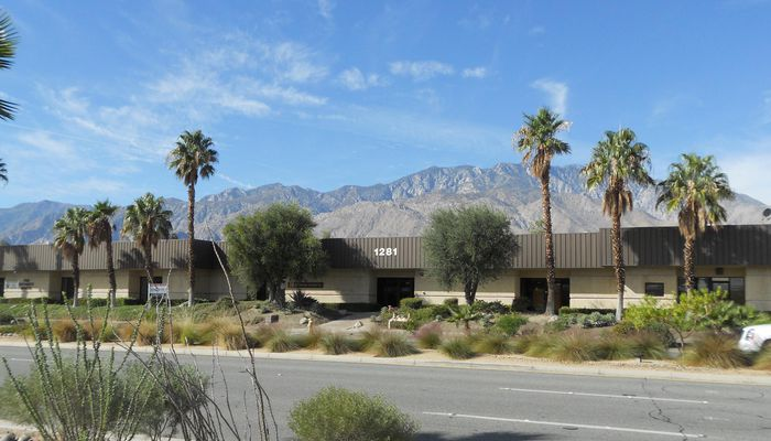 Warehouse for Lease located at 1281 N. Gene Autry Tr. Palm Springs, CA 92262