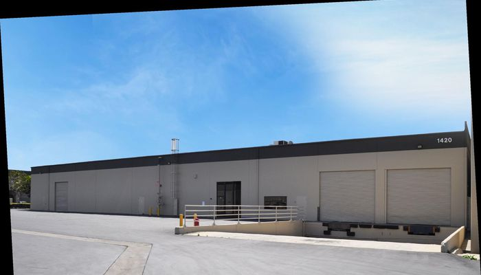 Warehouse for Lease located at 1420 E Walnut Ave Fullerton, CA 92831