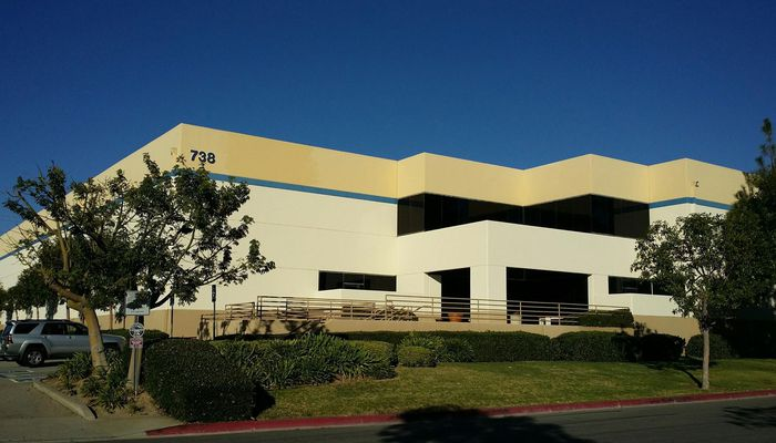 Warehouse for Lease located at 738 Epperson Dr City Of Industry, CA 91748