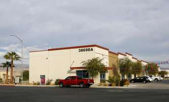Warehouse for Rent located at 38698A El Viento Rd Palm Desert, CA 92211