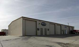 Warehouse for Rent located at 17395 Darwin Ave Hesperia, CA 92345