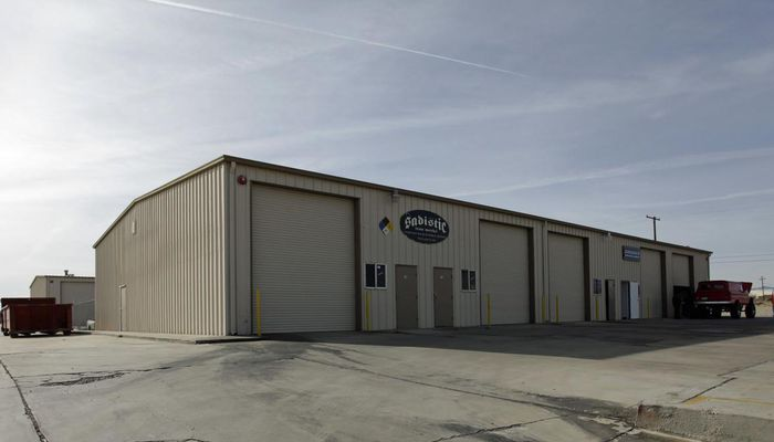 Warehouse for Lease located at 17395 Darwin Ave Hesperia, CA 92345