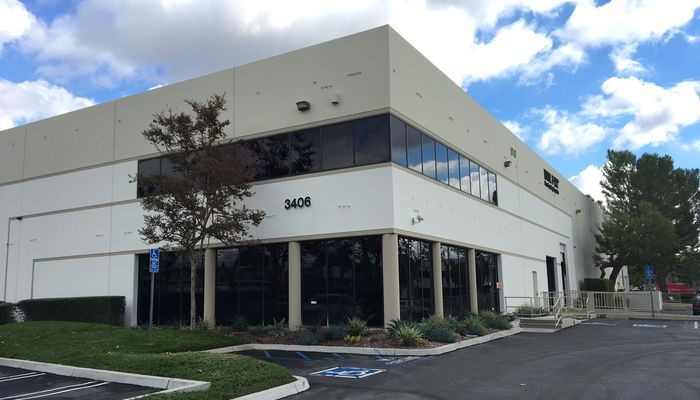 Warehouse for Lease located at 3406 Pomona Blvd Pomona, CA 91768