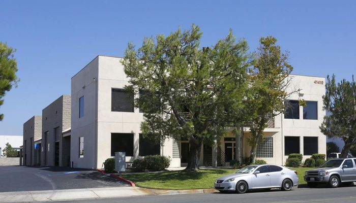 Warehouse for Lease located at 41419 Pear St Murrieta, CA 92562