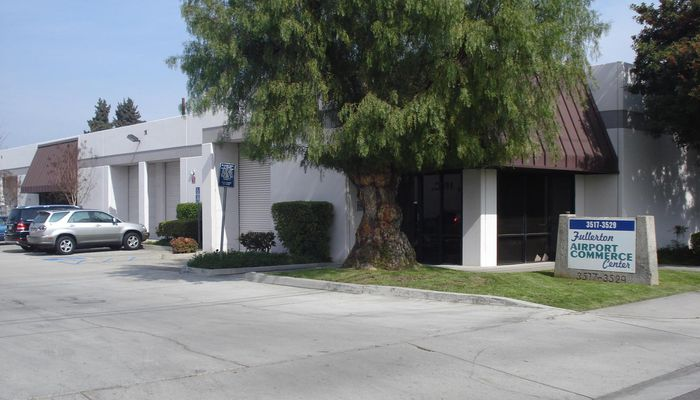 Warehouse for Lease located at 3519 W. Commonwealth Avenue Fullerton, CA 92833