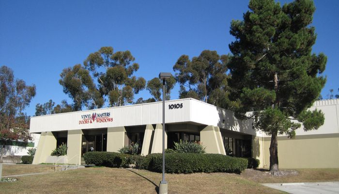Lab Space for Lease at 10105-10107 Carroll Canyon Road San Diego, CA 92131 - #1