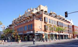 Office Space for Rent located at 1453 Third Street Promenade Santa Monica, CA 90401