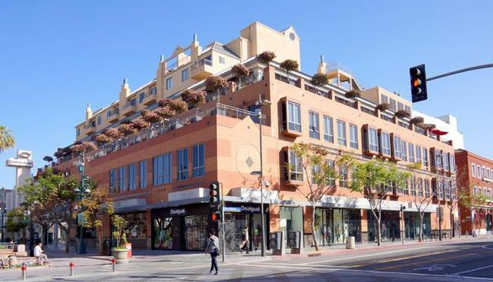 Office Space for Lease located at 1453 Third Street Promenade Santa Monica, CA 90401