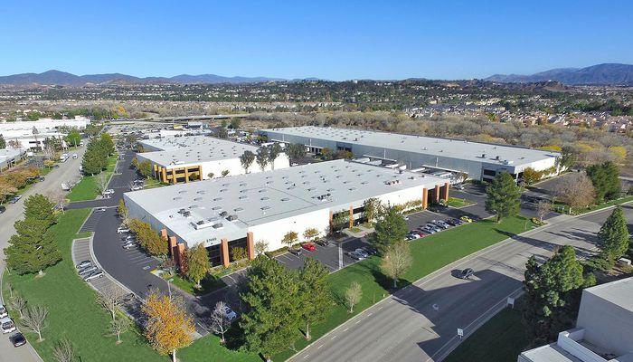 Warehouse for Lease located at 27460 Avenue Scott Valencia, CA 91355