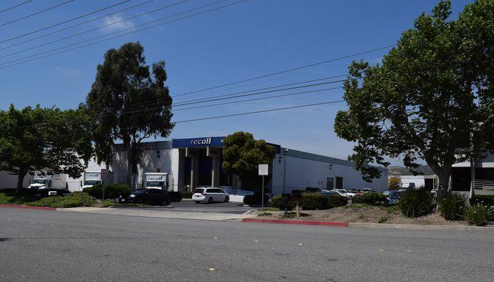 Warehouse for Lease located at 2675 Pomona Blvd Pomona, CA 91768