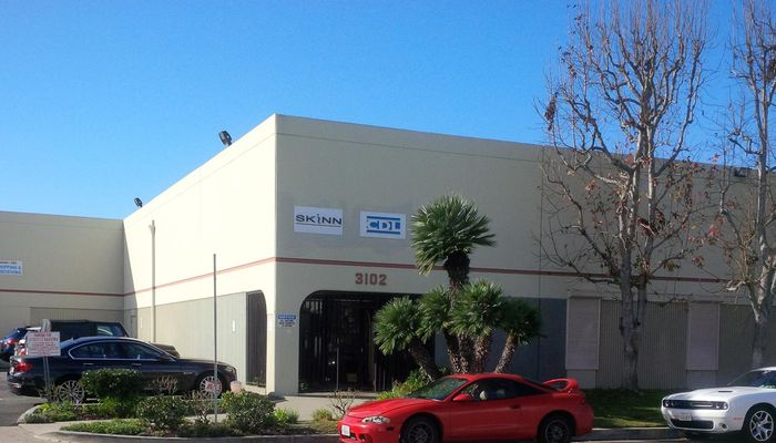 Warehouse for Lease located at 3102 Kashiwa St. Torrance, CA 90505