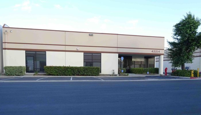Warehouse for Lease located at 42214 Sarah Way Temecula, CA 92590