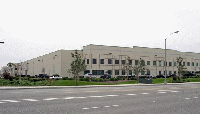 Warehouse for Lease located at 1550 Magnolia Avenue Corona, CA 92879