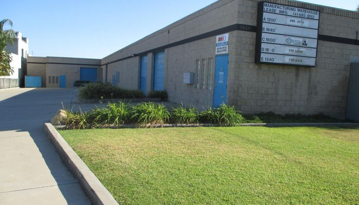 Warehouse for Rent at 1620 W. 9th Street Upland, CA 91786 - #1