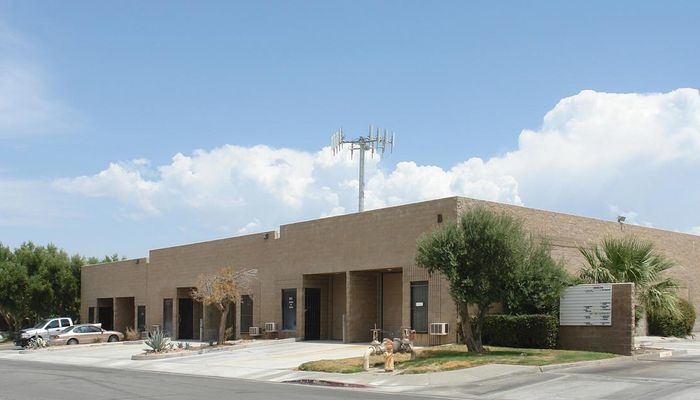 Warehouse for Lease located at 401 W Radio Rd Palm Springs, CA 92262