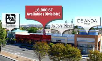 Retail Space for Rent located at 120 S. Brea Blvd Brea, CA 92821