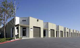 Warehouse for Rent located at 1318 N Monte Vista Ave Upland, CA 91786