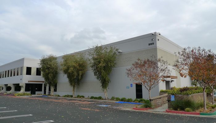 Warehouse for Lease located at 260 N Palm St Brea, CA 92821