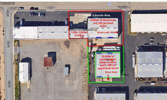 Warehouse for Rent located at 274 W Lincoln St Banning, CA 92220