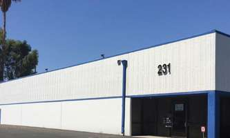 Warehouse for Rent located at 231 N Puente St Brea, CA 92821
