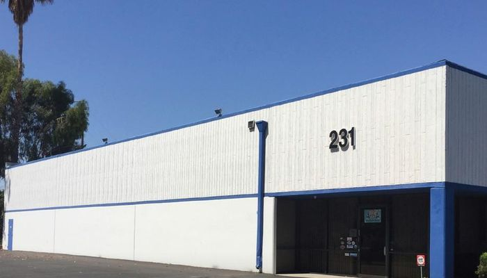 Warehouse for Lease located at 231 N Puente St Brea, CA 92821