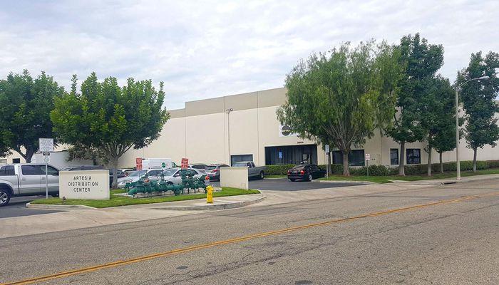 Warehouse for Lease located at 2350 Artesia Avenue Fullerton, CA 92835