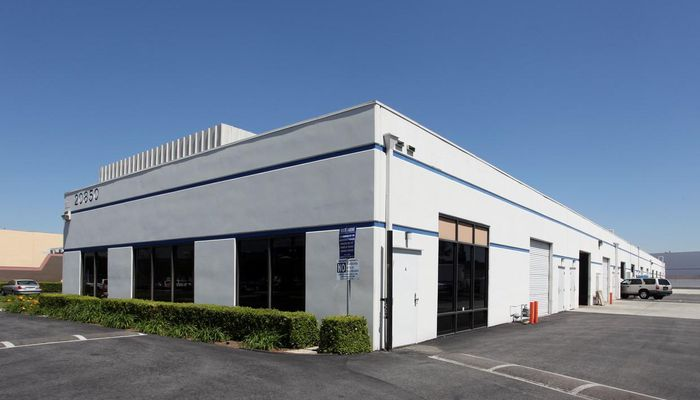 Warehouse for Lease located at 20850 LEAPWOOD AVE Carson, CA 90746